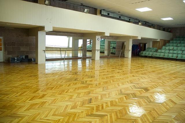 Аренда большого танцевального зала в Международном танцевальном центре
